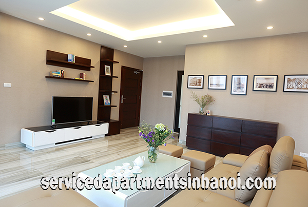 apartments serviced apartment in ba dinh land area 130 using area 120