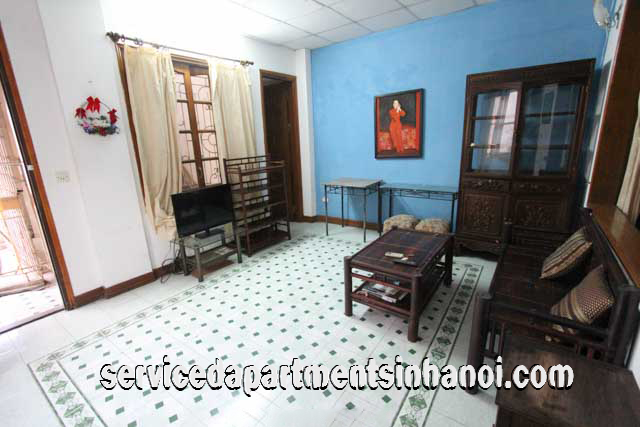 Cheap One Bedroom Apartment For Rent In Pho Hue Street Hai Ba Trung